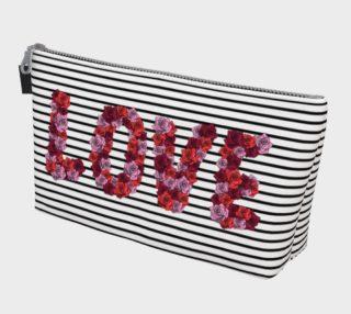 Blooming Love Makeup Bag preview