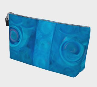 Between Universes Zippered Makeup Bag preview