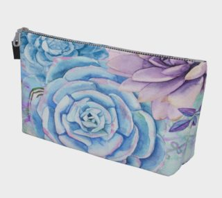 Lety's Lovely Garden Makeup Bag preview