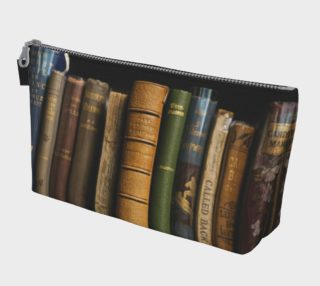 Old Books Makeup Bag preview