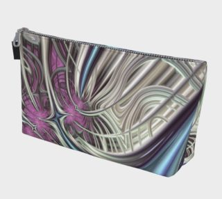 Cosmic Orchid Make Up Bag preview