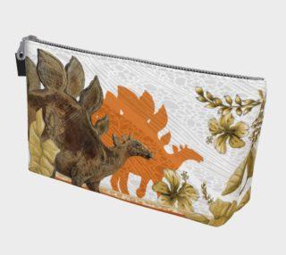 Aperçu de Jurassic Stegosaurus Make Up Case - Autumn
