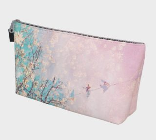 Spring Blossoms Makeup Bag preview