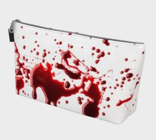 Blood Splatter three makeup bag preview