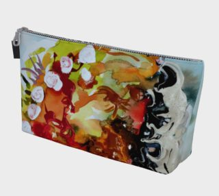 Abalone makeup bag preview