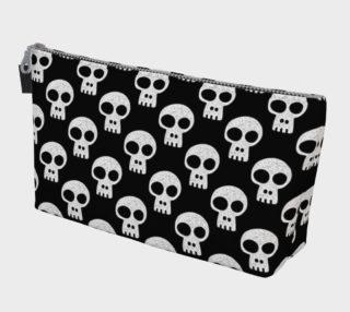 Aperçu de Skulls on Black