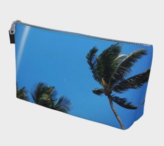 make up bag palm trees preview