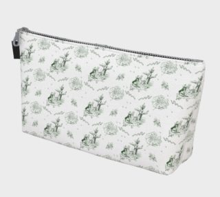Slytherin Makeup Bag preview