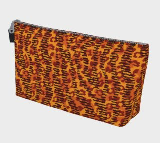 Animal Stripes and Spots Makeup Bag preview