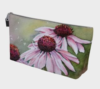 ECHINACEA FLOWER in WATERCOLOR preview