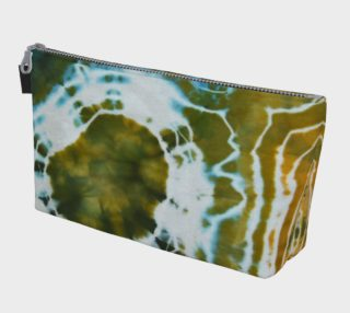 Green Geode Makeup Bag preview