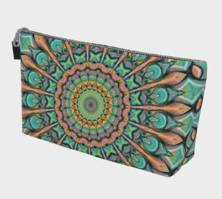 Sunset Mandala Make Up Bag preview