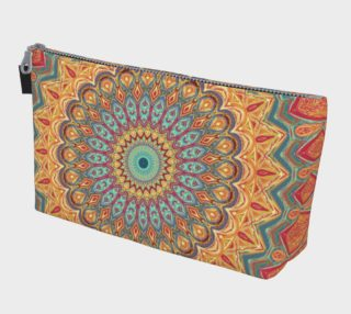 Jewel Mandala Make Up Bag preview