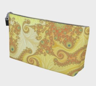 Citrus Swirl Make Up Bag preview