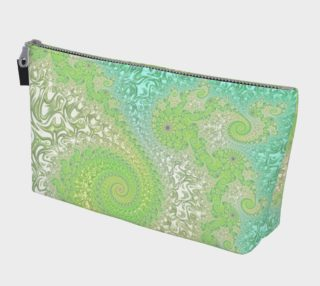 Springtime Garden Make Up Bag preview