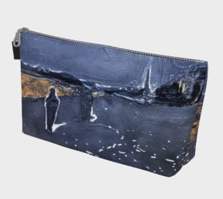 Goth/Cosplay Midnight Beach Makeup Bag preview