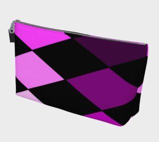 Purple Fade Harlequin Circus Diamonds preview