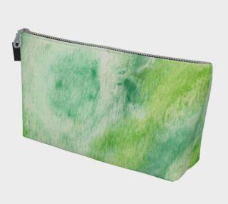 Fleur Verte Makeup Bag preview
