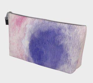 Pastel Floral Dream Makeup Bag preview