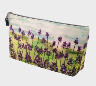 Aperçu de Zahra's Lavender Field M/U bag