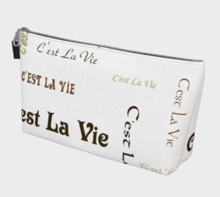 C'est la Vie Makeup Bag preview