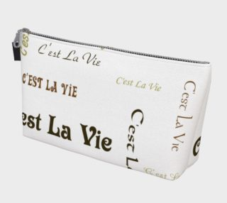 Aperçu de C'est la Vie Makeup Bag