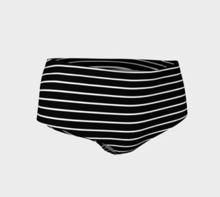 Umsted Design Black with White Stripes preview