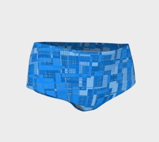 zabuna mini shorts preview