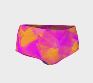 papir mini shorts preview