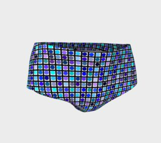 mozaik mini shorts preview
