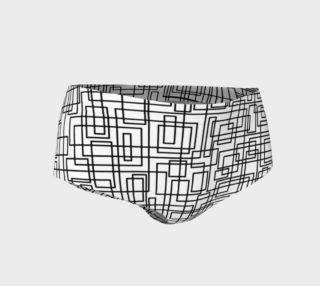 komada mini shorts preview