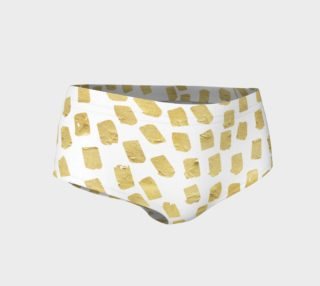 Aperçu de Golden Path Mini Shorts