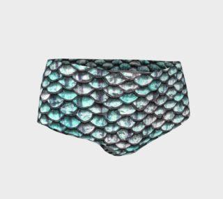 Aperçu de Mermaid Scales - Aqua