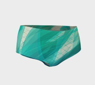 Legato Inverted Mini Shorts preview