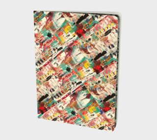 Many Colors Notebook preview