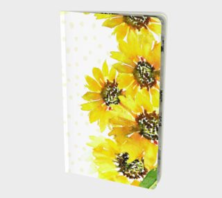 sunflower yellow preview