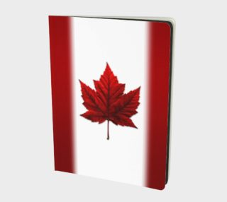 Canada Flag Notebooks preview