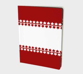 Classic Canada Souvenir Notebook preview