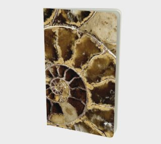 Aperçu de Ammonite Small Notebook 180128