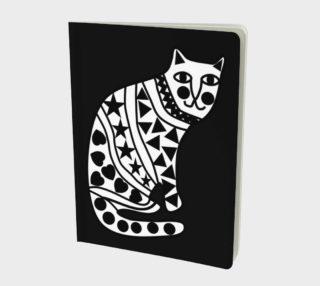 Aperçu de Cat Large Notebook 171211