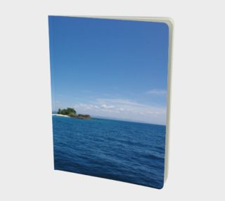 Tropical Island Notebook preview
