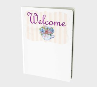 Welcome Notebook preview