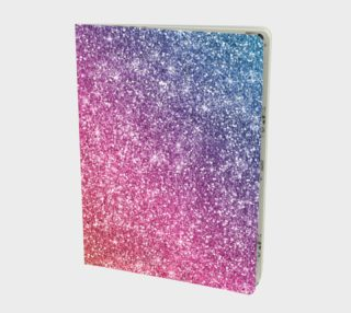 Glitter Cats Notebook preview