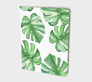 tropical leaves preview