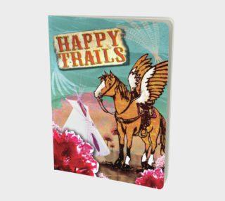 Aperçu de Happy Trails Notebook