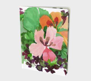 Aperçu de Watercolor Garden Flowers