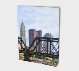 Columbus Skyline Notebook preview