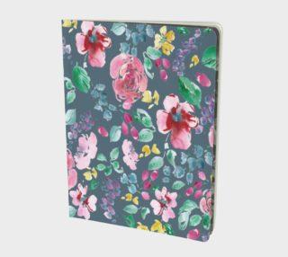Aperçu de Blooms and Berries Notebook
