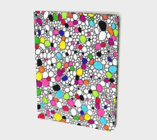 Colored Circles and  Other Shapes notebook preview