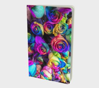 Rainbow Rose preview